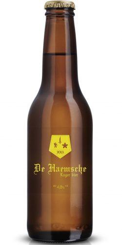 De Haemsche Lager Bier verkrijgbaar bij Le Grand Cru
