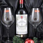 relatiegeschenk-chateau-rousselle-met-twee-spiegelau-wijnglazen-verkrijgbaar-bij-le-grand-cru-heemstede
