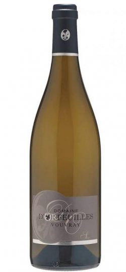 le-grand-cru-witte-wijn-frankrijk-loire-vouvray-sec-domaine-d-orfeuilles-2015