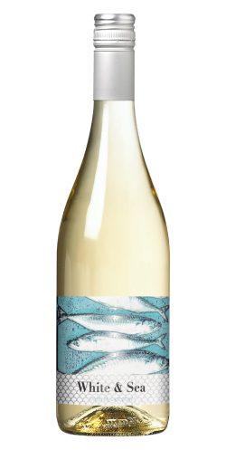 Le Grand Cru White & Sea Colombard Sauvignon witte wijn